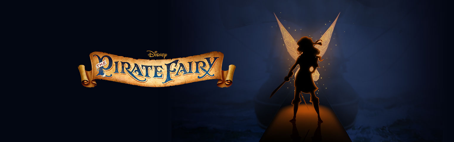Disneys The Pirate Fairy