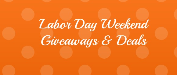 Labor Day Giveaways and Deals