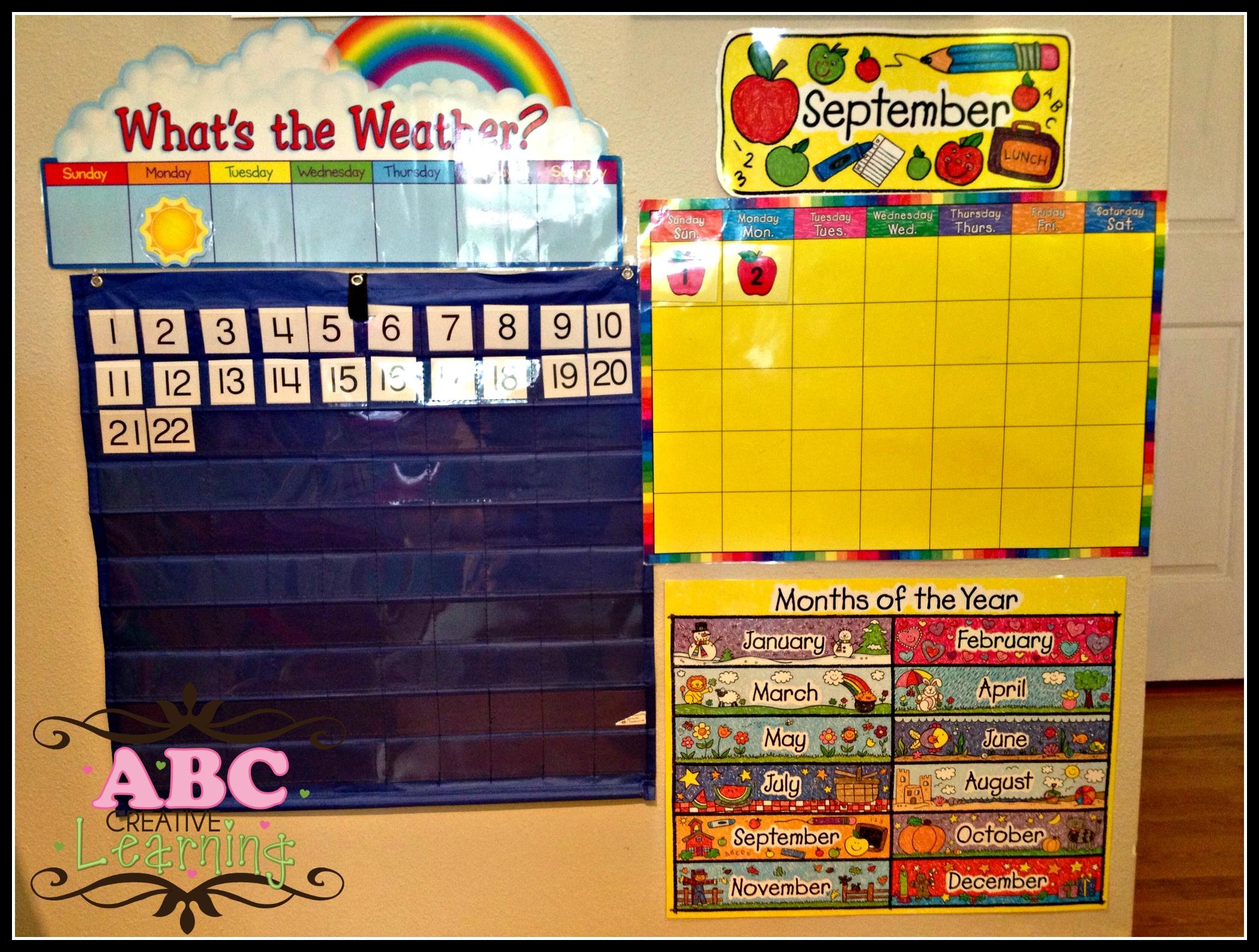 ABC Creative Learning Math Activ.