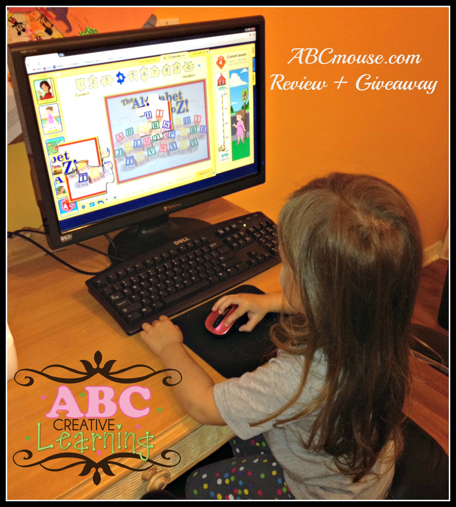ABCmouse.com Review and Giveaway