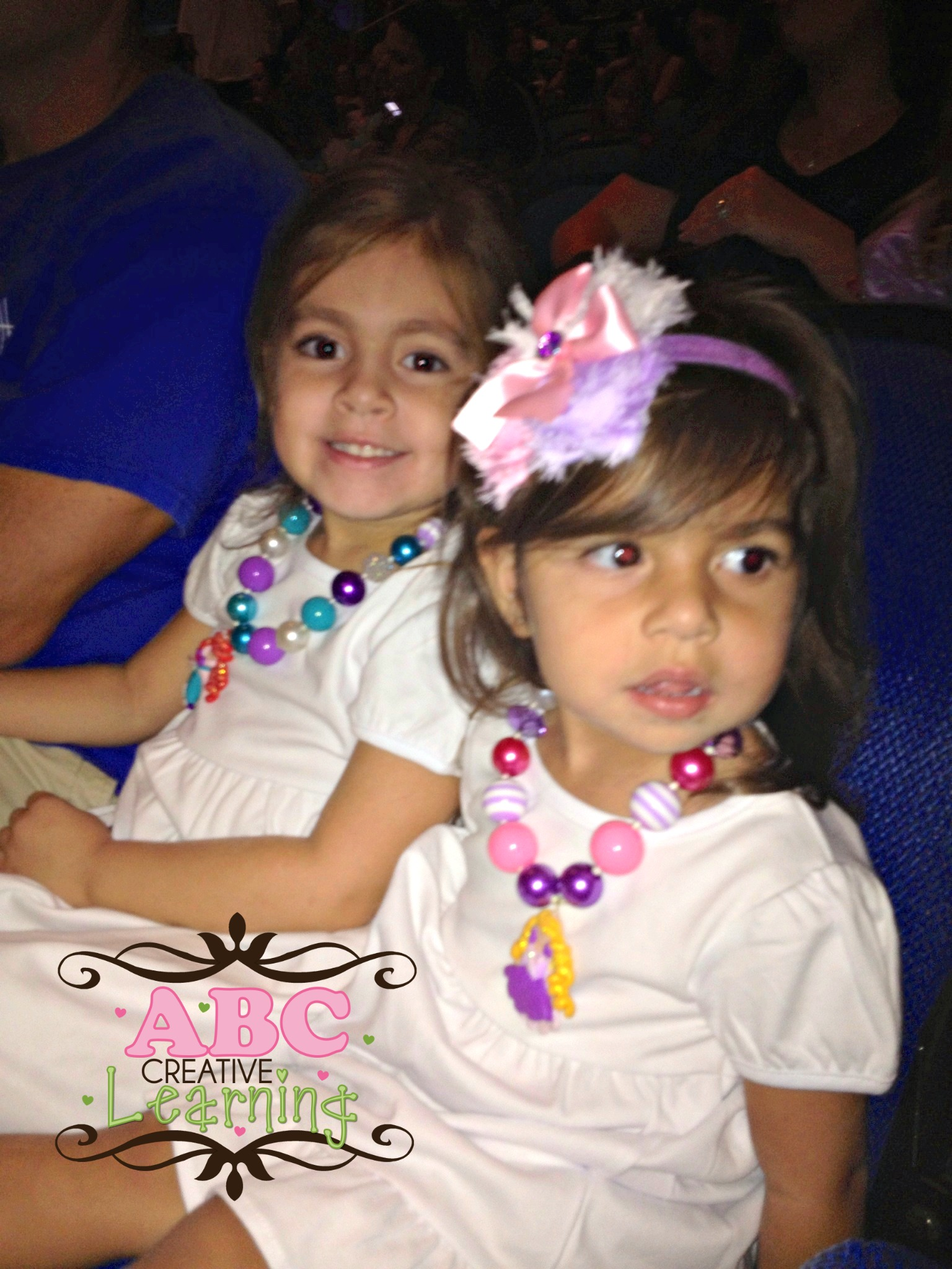 Disney on Ice Before Show