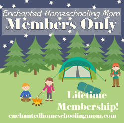 Enchanted Homeschooling Mom Members Only