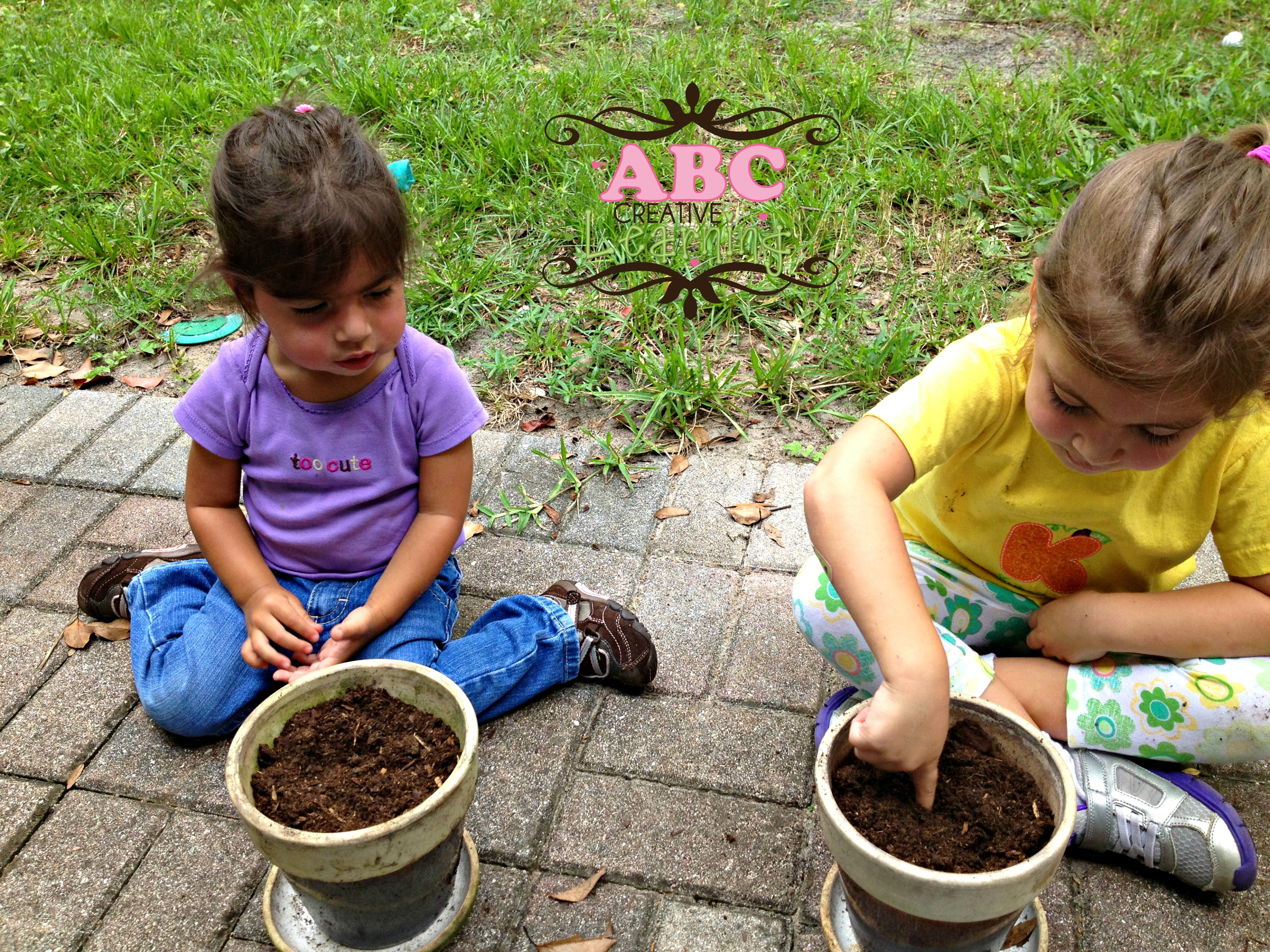 Homeschool Seed Planting