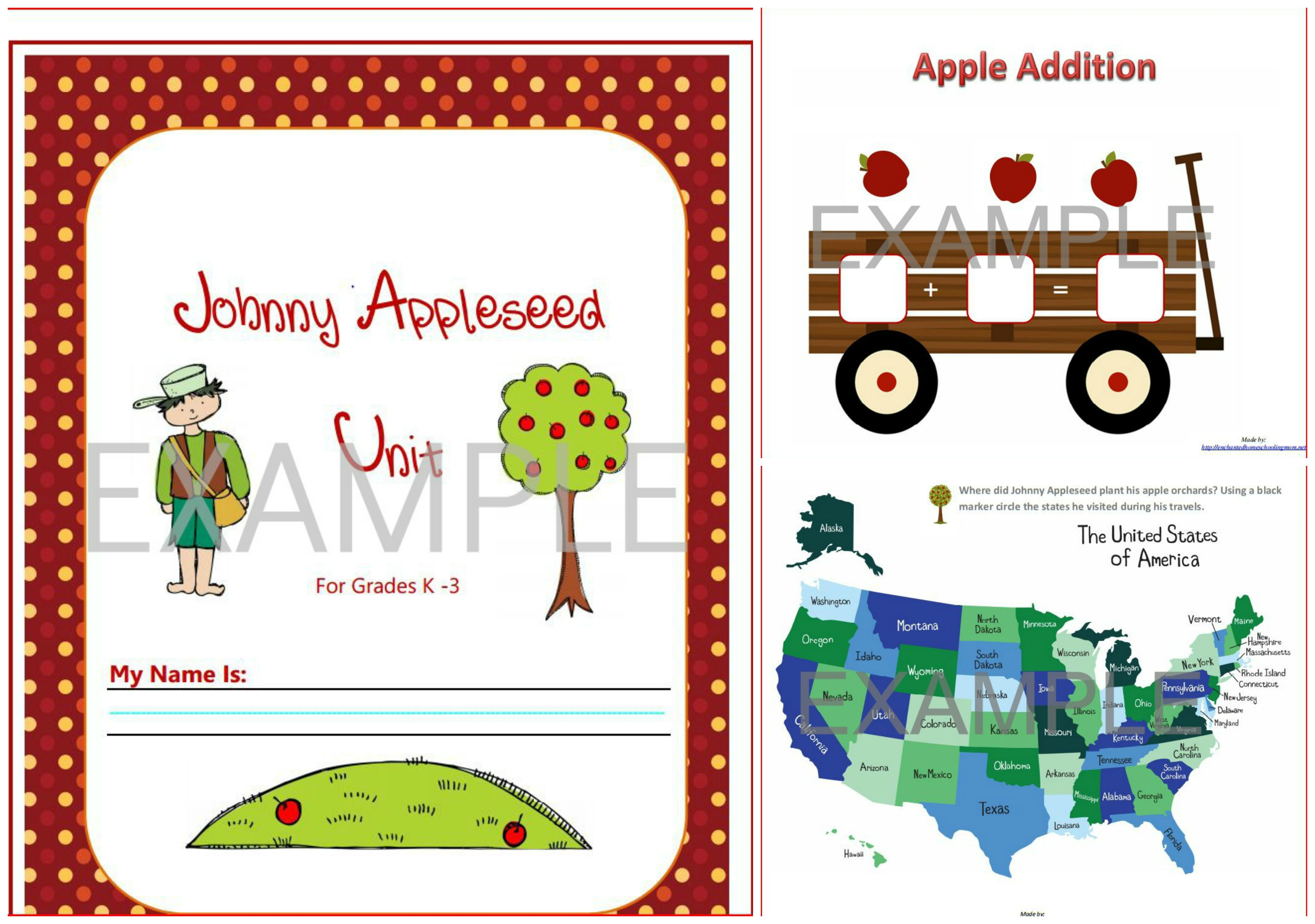 Johnny Appleseed Unit EHM Members Only