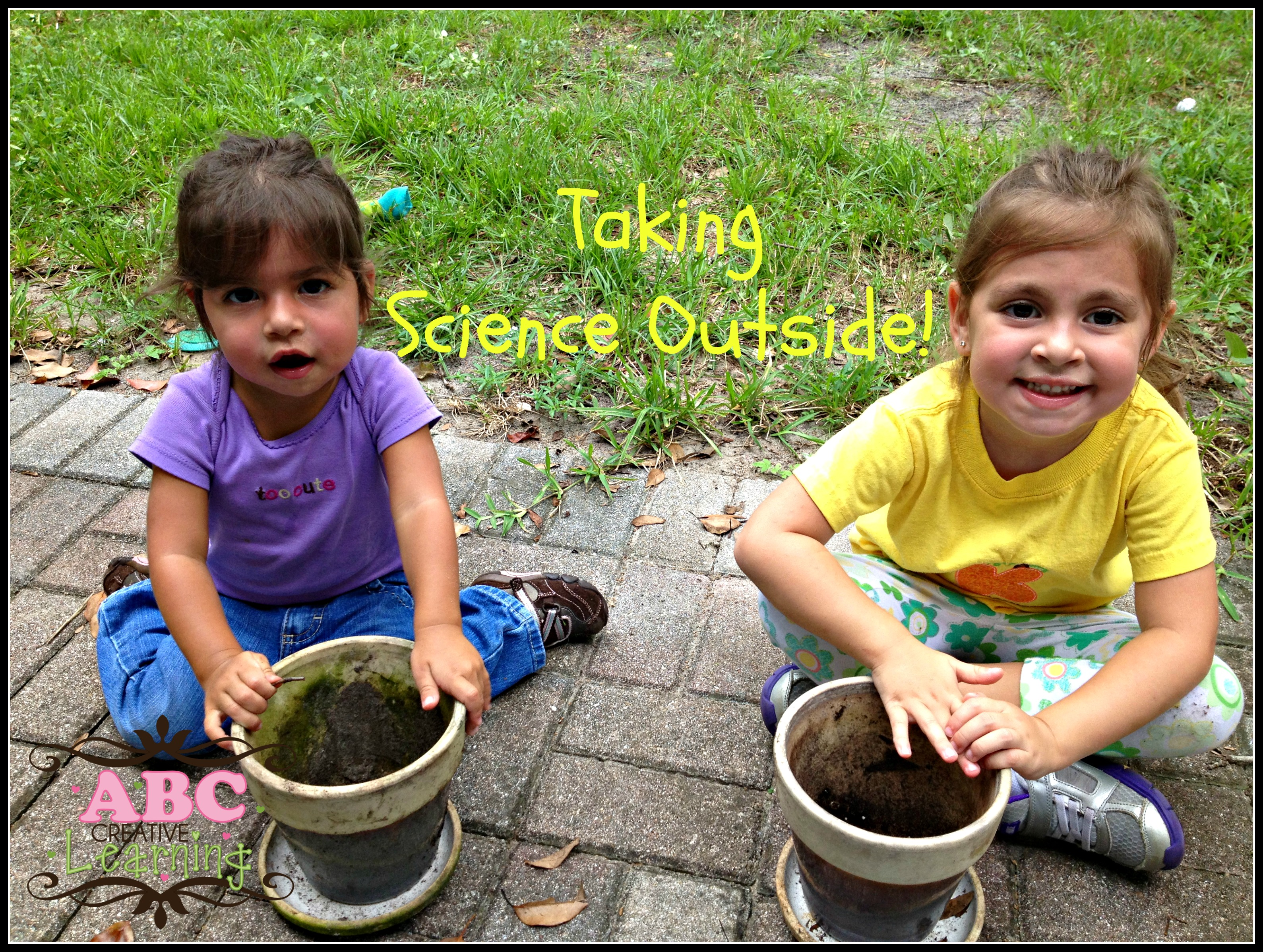 Taking Homeschool Science Outside
