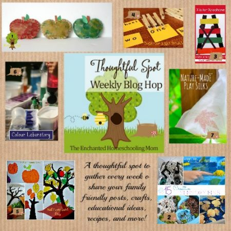 Thoughtful Spot Weekly Blog Hop Co-Host #5