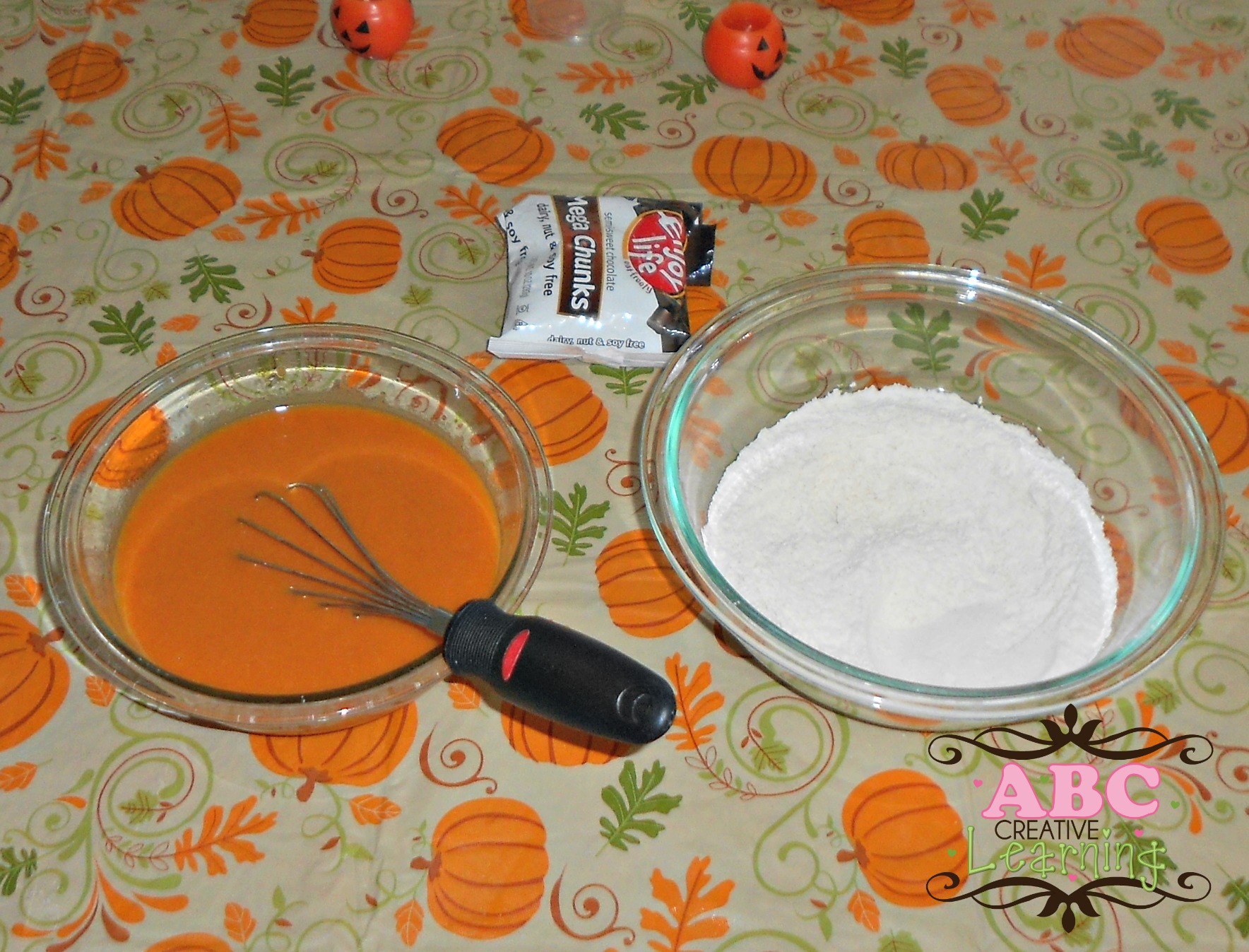 Allergy Safe Pumpkin Bread