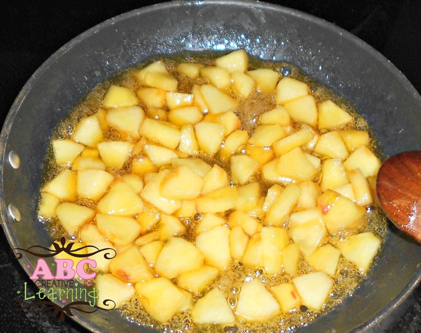 Apple Turnover Maple Sugar Cooking