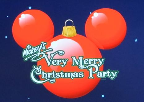 Mickeys Very Merry Christmas Party 2013