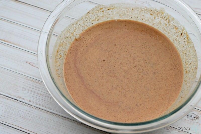 Pumpkin Nutella Pancakes Recipe Mix