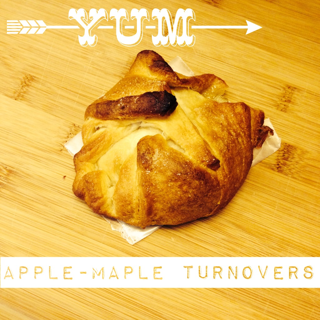 Maple Apple Turnover Recipe