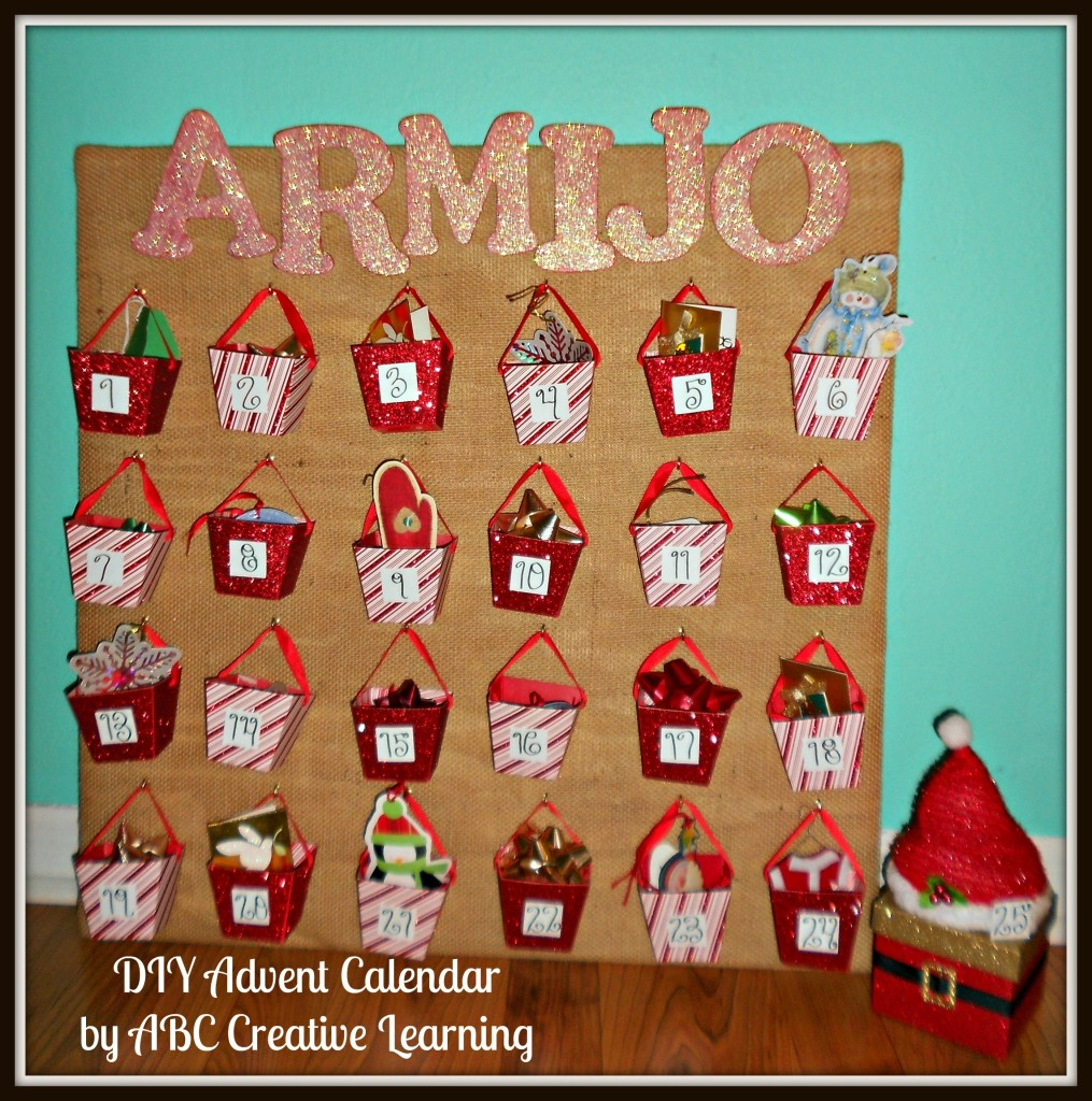 DIY Kids Advent Calendar