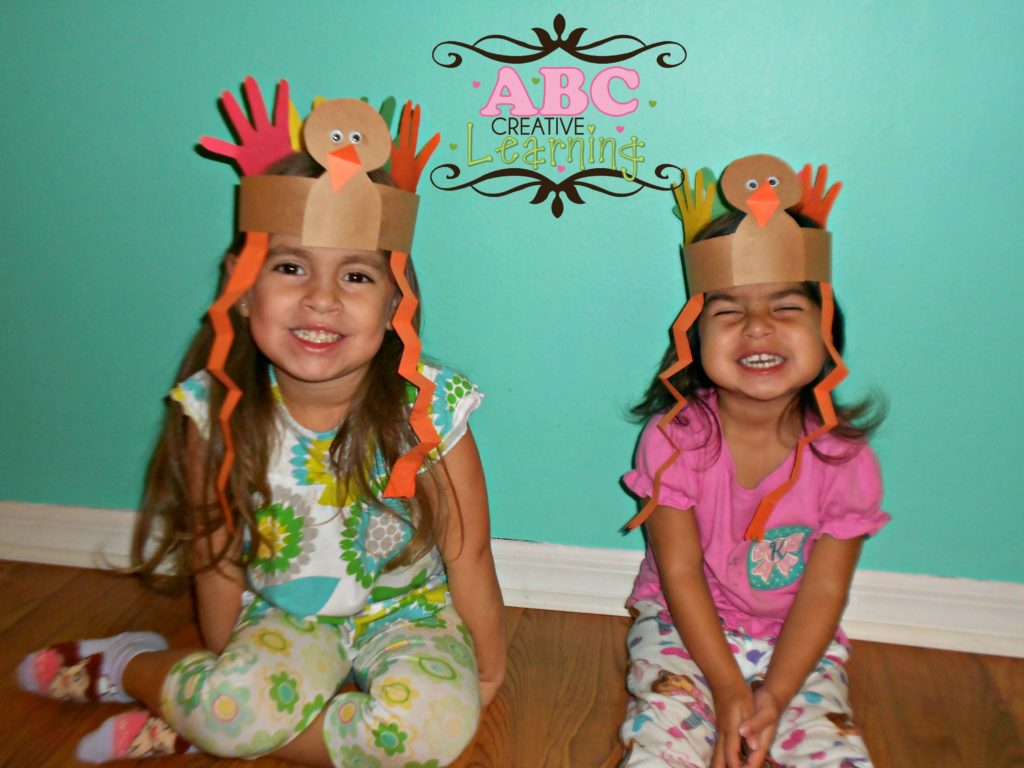 Kids Turkey Headbands Craft