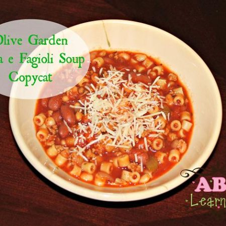Past E Fagioli Soup Archives Simply Today Life