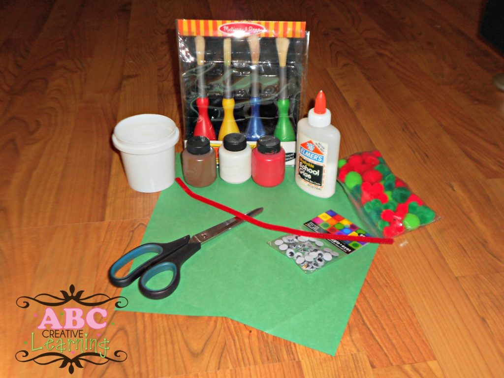 Santa Kids Crafts
