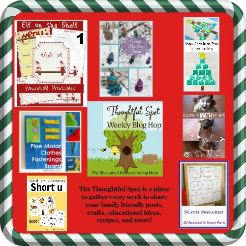 Thoughtful Spot Weekly Blog Spot Christmas Edition