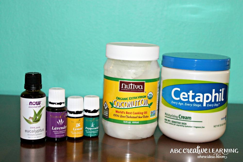Essential Oils Vapor Rub for Cough Ingredients