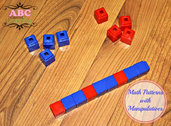 Math Patterns with Manipulatives