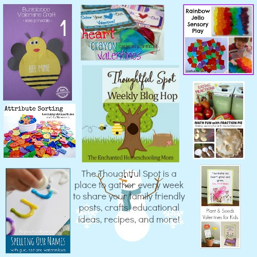Thoughtful Spot Weekly Blog Hop January