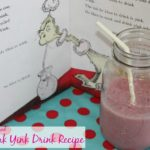 Pink Ink Yink Drink Recipe {Celebrating Dr. Seuss}