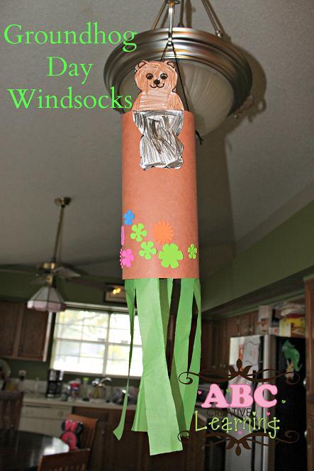 Groundhog Day Windsocks