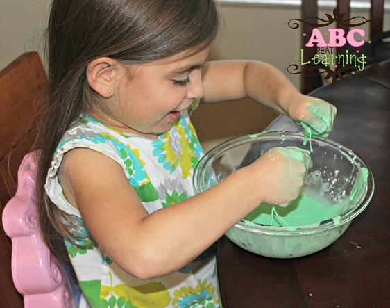 Oobleck Fun Science Experiment