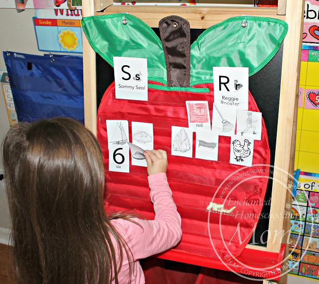Pocket Chart and Music Alphabet Games