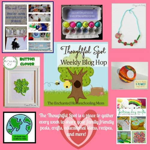 Thoughtful Spot Weekly Blog Hop February