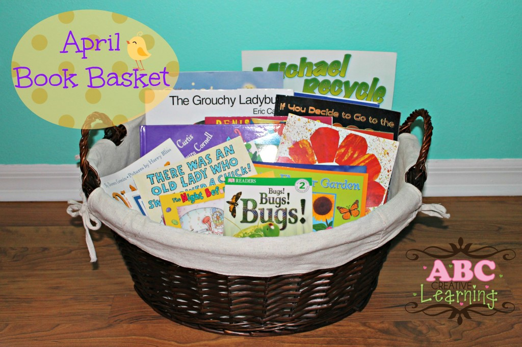 April Book Basket