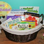 April Book Basket