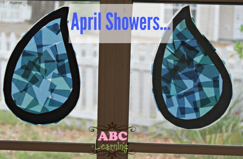 April Showers... Craft