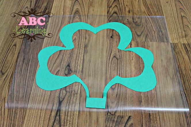 Shamrock Kid Craft