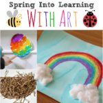 Spring Into Learning with Art