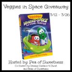 Veggies in Space DVD Giveaway