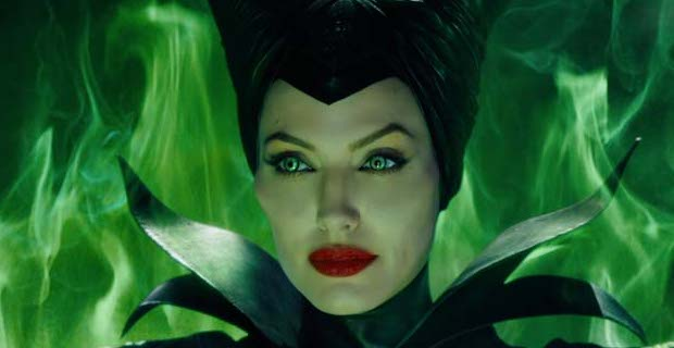 maleficent newest disney movie with angeline jolie