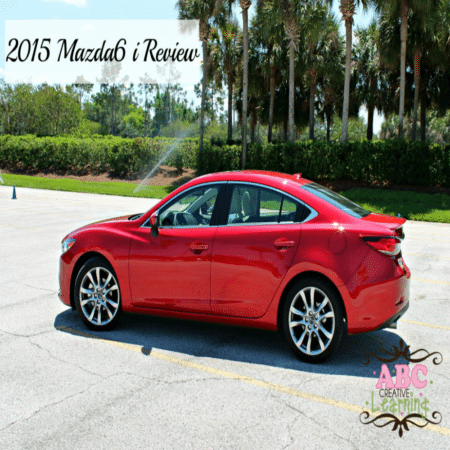 2015 Mazda6 i Grand Touring Review