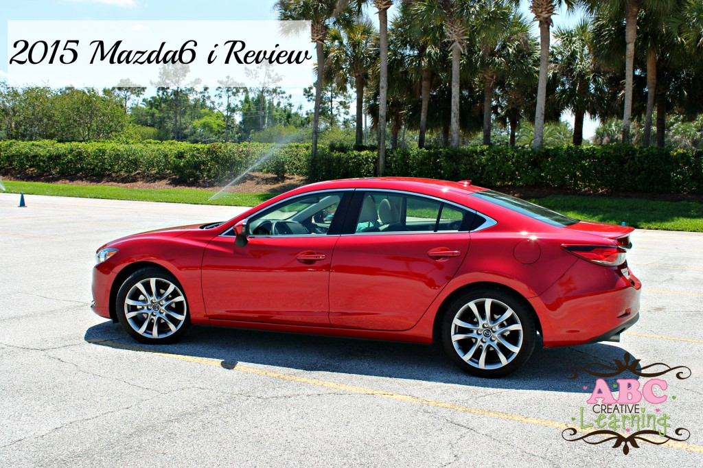 2015 Mazda6 Grand Touring Mommy Review