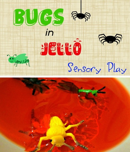 Bugs in Jello