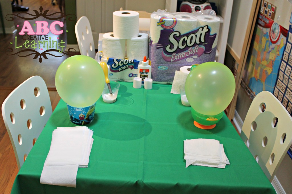 Crafting with Scott Tissue