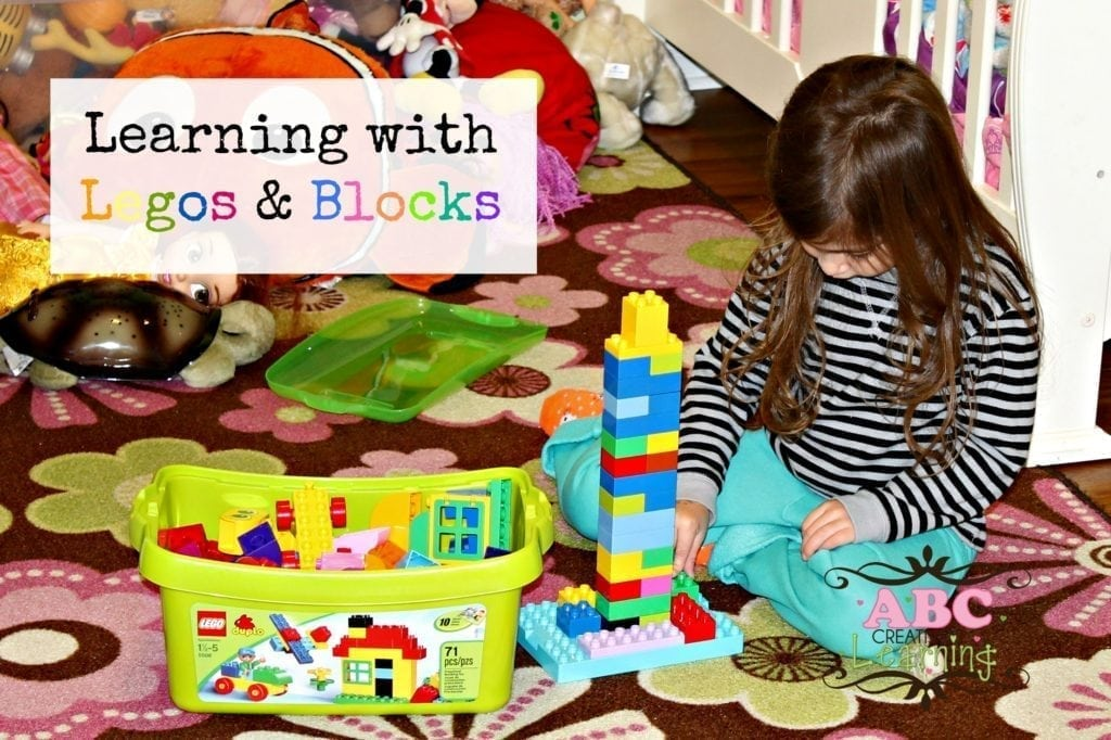 Learning with Legos and Blocks