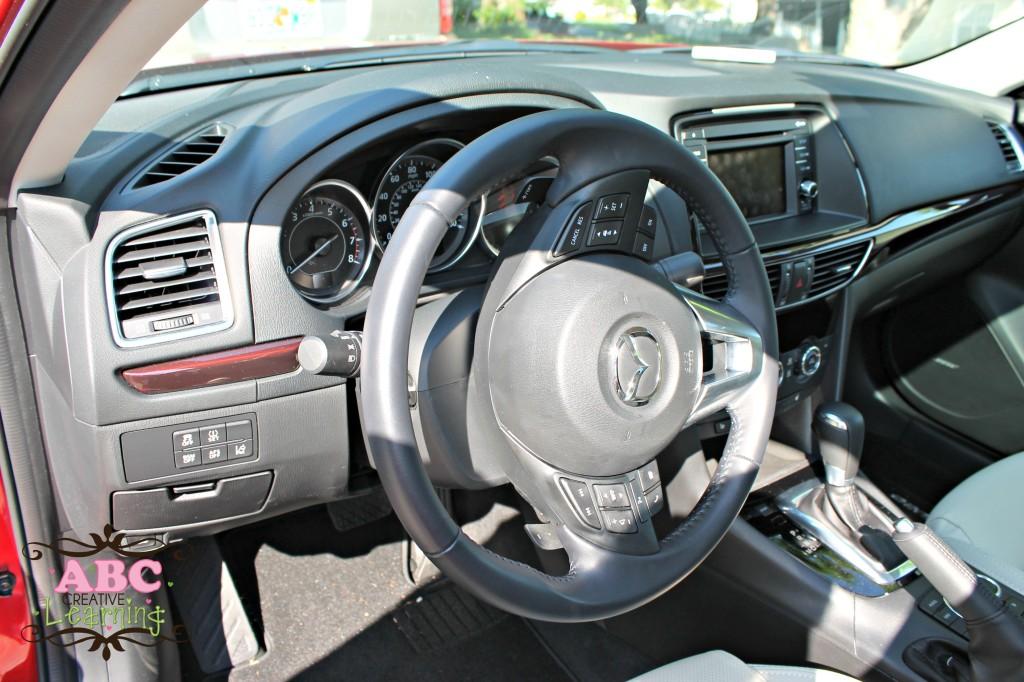 Mazda6 Front Driver Side