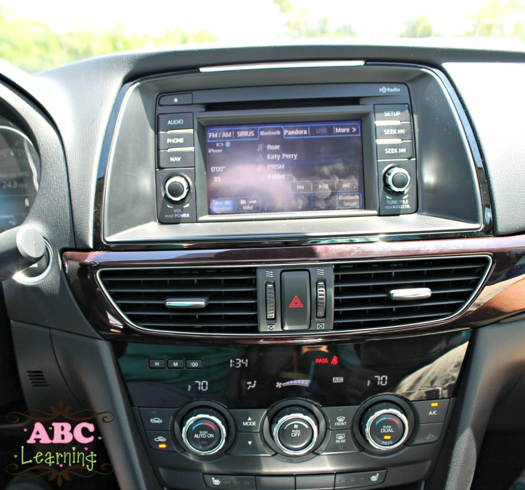 Mazda6 Radio System
