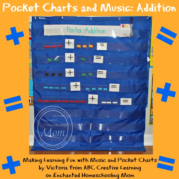 Pocket Charts and Music Addition