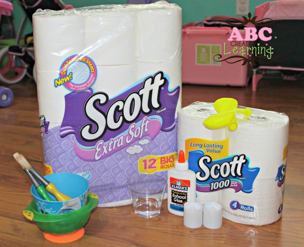 Scot Tissue Materials for Craft