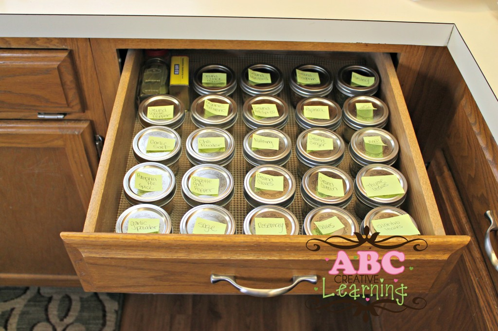 Spices Labeling