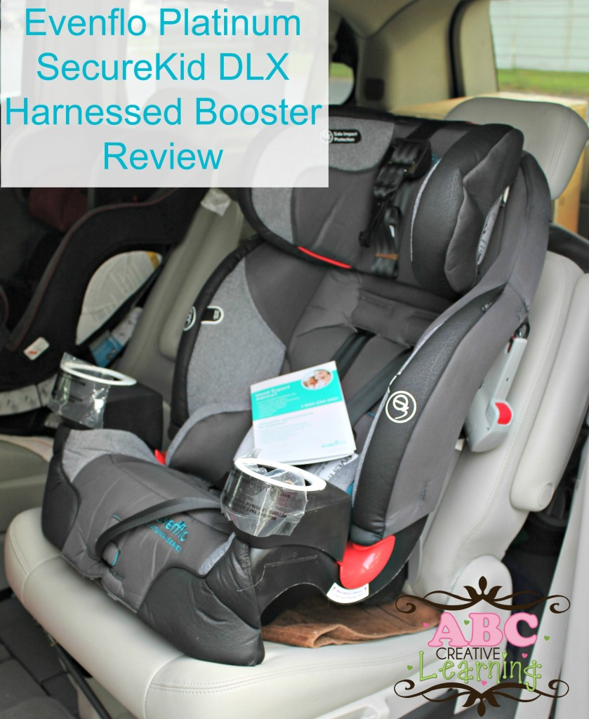 evenflo all in one booster car seat