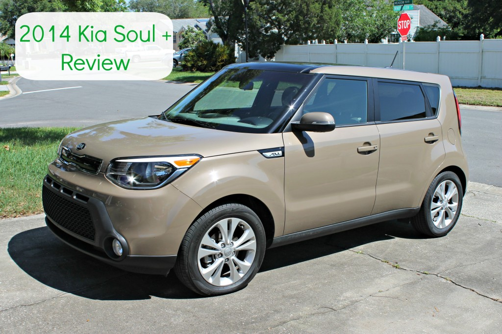 2014 Kia Soul Plus Review