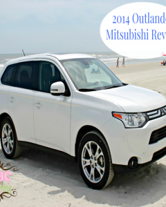 2014 Mitsubishi Outlander SE SUV Review