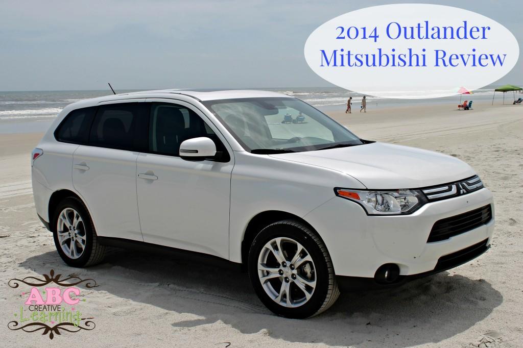2014 Outlander Mitsubishi Review