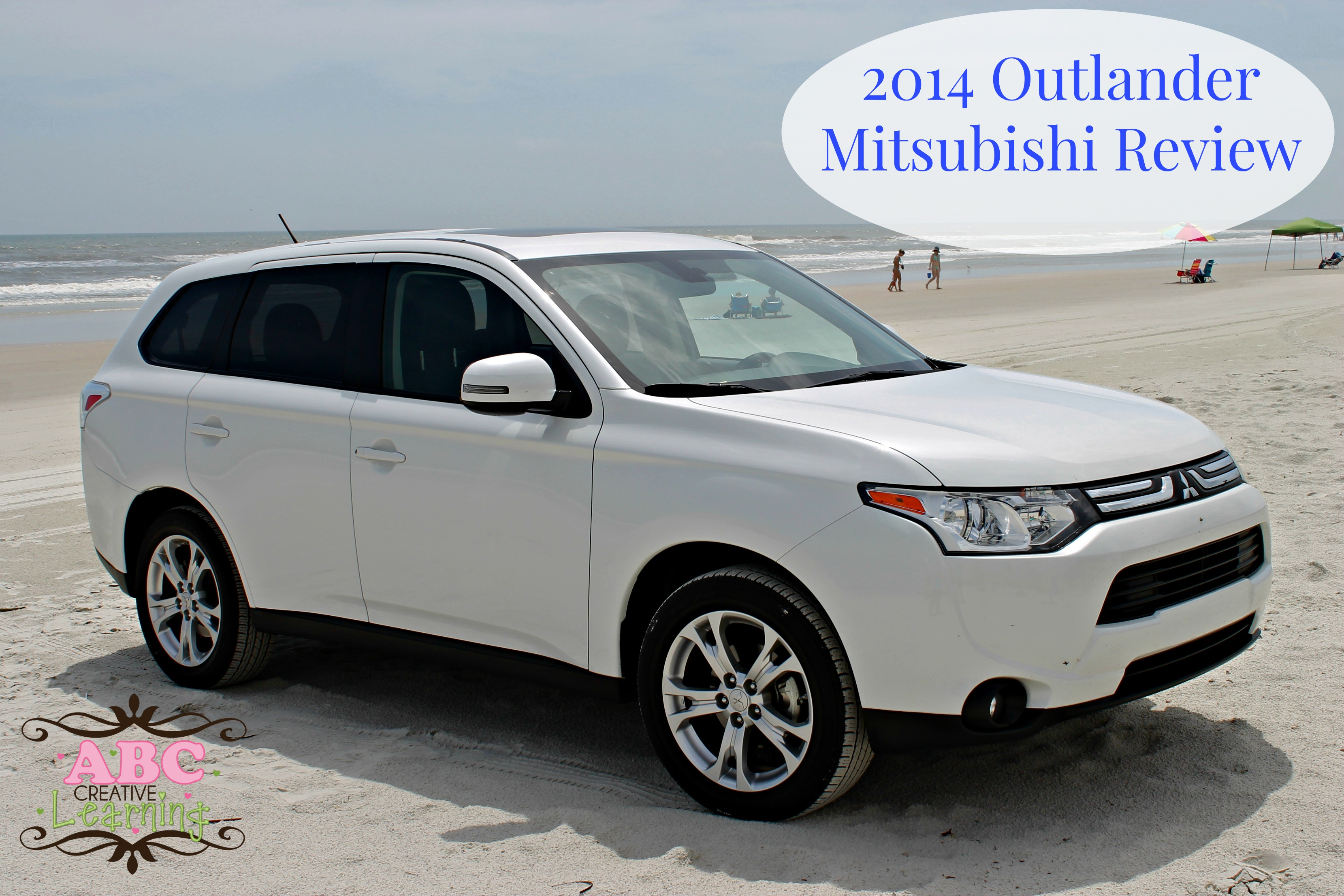 the 2014 mitsubishi outlander se suv family review plus our favorite features. Black Bedroom Furniture Sets. Home Design Ideas